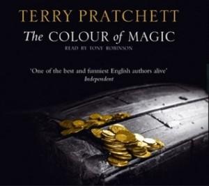 Тери Пратчет - Цветът на магията