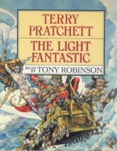 Тери Пратчет - Фантастична светлина